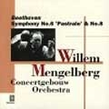 Beethoven: Symphony No.6 ,8/ Mengelberg