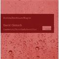 David Oistrakh -Brahms: Double Concerto for Violin & Cello; Beethoven: Triple Concerto; Wagner: Albumblatt, etc (1947, 1949) / Lev Oborin(p), etc