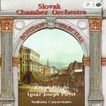 Haydn, Pleyel: Sinfonias Concertante / Bohdan Warchal, Slovak Chamber Orchestra, Jozef Kopelman, Juraj Alexander, etc