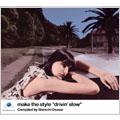 "make the style ""drivin'slow"" Compiled by Shinichi Osawa"