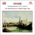 Comp String Quintets V2:3/4:Spohr