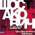 ショスタコーヴィチ: 交響曲第5番 / 小澤征爾, サイトウ・キネン・オーケストラ