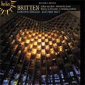 "Britten :A Boy was Born Op.3/Rejoice in the Lamb Op.30/A Wedding Anthem ""Amo Ergo Sum""Op.46/etc:Matthew Best(cond)/Corydon Singers/etc"