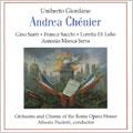 Giordano: Andrea Chenier (1952) / Alberto Paoletti(cond), Rome Opera House Orchestra & Chorus, Gino Sarri(T), Franca Sacchi(S), etc