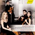 """Haydn: String Quartets No.66 Op.64-4, No.74 Op.74-3 """"Rider"""", No.79 Op.76-5 """"Largo""""/ Minetti String Quartet"""