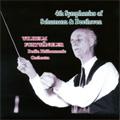 シューマン: 交響曲第4番 Op.120、ベートーヴェン: 交響曲第4番 Op.60