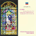"J.S.Bach: Orchestral Suites and Cantatas -Suites No.2 BWV.1067, No.3 BWV.1068, ""'Herr Gott, dich loben wir"" BWV.130, etc (1961-68) / Ernest Ansermet(cond), SRO, Elly Ameling(S), etc"