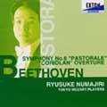 ベートーヴェン:交響曲第6番「田園」、序曲「コリオラン」/沼尻竜典指揮、東京モーツァルト プレイヤーズ