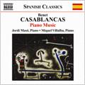 カサブランカス:ピアノ作品集