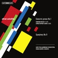 Schnittke: Concerto Grosso No.1, Symphony No.9 (Raskatov) / Owain Arwel Hughes, Cape PO
