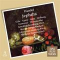 Handel: Jephtha / Nikolaus Harnoncourt, Concentus Musicus Wien, Arnold Schoenberg Choir, Werner hollweg, Thomas Thomaschke, etc
