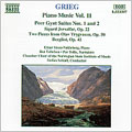 Grieg: Piano Works, Vol.11