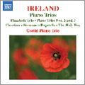 J.Ireland: Piano Trios - Phantasie Trio, Piano Trios No.2, No.3, etc / Gould Piano Trio