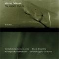 M.Feldman -The Viola in My Life I-IV (8/2001) / Christian Eggen(cond), Norwegian Radio Orchestra, Marek Konstantynowicz(va), etc
