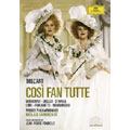 Mozart: Cosi Fan Tutte/ Nikolaus Harnoncourt, VPO, Edita Gruberova, etc