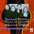 Integral des Quatuors de Maurice Ohana
