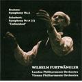 "Brahms: Symphony No.2 Op.73 (3/22-23,25/1948); Schubert: Symphony No.8(7) D.759 ""Unfinished"" (1/19-21/1950) / Wilhelm Furtwangler(cond), LPO, VPO"