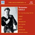 The Gigli Edition Vol.6 - New York Recordings 1929-1930