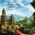 J.S.バッハ:インヴェンションとシンフォニア:幻想曲BWV906/2声のインヴェンションBWV772-BWV786/他:A.ヒューイット(P)