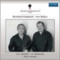 Mozart: Flute Concerto No.1, No.2, Andante K.315, etc / Bernhard Krabatsch, Ivor Bolton, Salzburg Mozarteum Orchestera