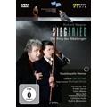 Wagner: Siegfried - Der Ring des Nibelungen / Carl St. Clair, Staatskapelle Wiemar, Johnny van Hal DVD