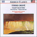 Grofe : Grand Canyon Suite, Mississippi Suite, Niagara Falls / W. Stromberg, Bournemouth SO