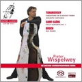 サン=サーンス: チェロ協奏曲第1番; チャイコフスキー: アンダンテ・カンタービレ Op.1, 他 / ピーター・ウィスペルウェイ, ブレーメン・ドイツ室内フィルハーモニー