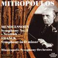 Mendelssohn:Symphony No.3