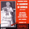 ROSSINI:IL BARBIERE DI SIVIGLIA (IN GERMAN:1948):K.SCHRODER(cond)/HESSEN RSO/S.BARABAS(S)/ETC