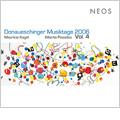 Donaueschinger Musiktage 2006 Vol.4 -M.Kagel: Divertimento? ; A.Posadas: Anamorfosis (10/2006)  / Reinbert de Leeuw(cond), Schoenberg Ensemble Amsterdam