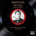 Smetana: Ma Vlast (6/10-12, 21, 7/2-3/1954):Vaclav Talich(cond)/Czech Philharmonic Orchestra