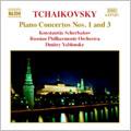 Tchaikovsky: Piano Concerto No.1 ,3/ Scherbakov, Yablonsky