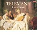Telemann: Concertos / Indermuehle, Haselboeck, et al