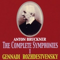 Bruckner: The Complete Symphonies Vol.1 / Gennady Rozhdestvensky, USSR Ministry of Culture SO<限定盤>