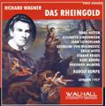 Wagner: Das Rheingold (9/25/1957) / Rudolf Kempe(cond), CGRO & Chorus, Hans Hotter(Bs-Br), Robert Allman(Br), etc