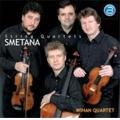 スメタナ:弦楽四重奏曲第1番「わが生涯より」/第2番:ヴィハーン弦楽四重奏団