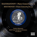 Beethoven:Piano Concerto No.5/Rachmaninov:Piano Concerto No.3