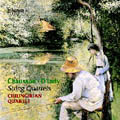 Chausson, D'Indy: String Quartets / Chilingirian Quartet