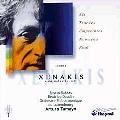 Xenakis: Oeuvres pour Grand Orchestre Vol 1 / Tamayo, Sakkas, Daudin et al