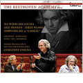 """The Beethoven Academy -Consecration of the House Overture Op.124, Drei Hymnen -Missa Solemnis Op.123, Symphony No.9 Op.125 """"Choral"""" / Christoph Spering(cond), Das Neue Orchester, Peter Lika(Bs), etc"""