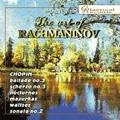 The Art of Rachmaninov Vol.4 / Sergei Rachmaninov