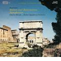 メンデルスゾーン: 交響曲第4番 Op.90 「イタリア」, 第5番 Op.107 「宗教改革」  / シャルル・ミュンシュ, BSO [XRCD]