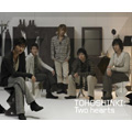 Two hearts/WILD SOUL(CHANGMIN from 東方神起)<通常盤>