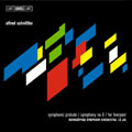 Alfred Schnittke: Symphonic Prelude; Symphony No.8; for Liverpool