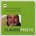 Prieto: Fandango, Espana 2000, Preludio a Don manuel, Penas Arriva, Fantasia Iberica / Jose de Eusebio, Malaga Philharmonic Orchestra