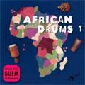 African Drums Vol.1  [CD+DVD]