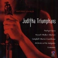Vivaldi: Juditha Triumphans / Attilio Cremonesi, Orchestra of the Antipodes, Cantillation, etc