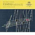 Hartmann: Symphony No.6; Fortner: Symphony(1947)-Finale; Blacher: Paganini Variations