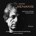 Xenakis: Orchestral Works / Arturo Tamayo, Luxembourg Philharmonic Orchestra, Hiroaki Ooi