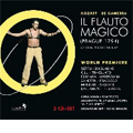 Mozart: Il Flauto Magico -1794 (Original Italian Version) / Giovanni Battista Aigon, Orchestra Filmonia Veneta